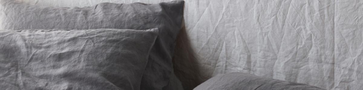 Спални комплекти от лен