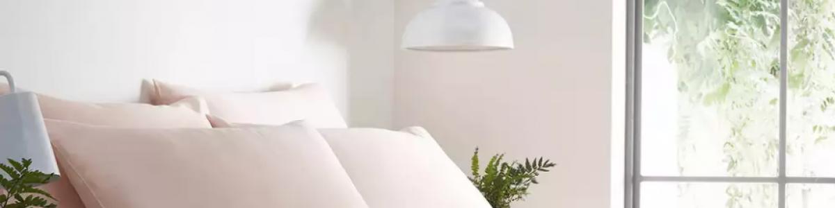 Спални комплекти от памучен сатен