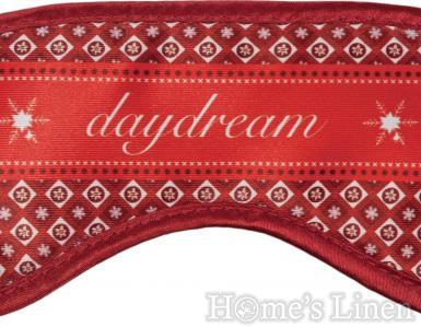 Коледна маска за сън с опция за поставяне успокояващ очите гел DayDream®