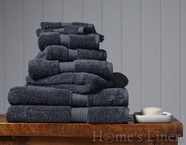 "Премиум хавлиена кърпа 100% египетски памук ""Renaissance"" Ash Grey, Christy"