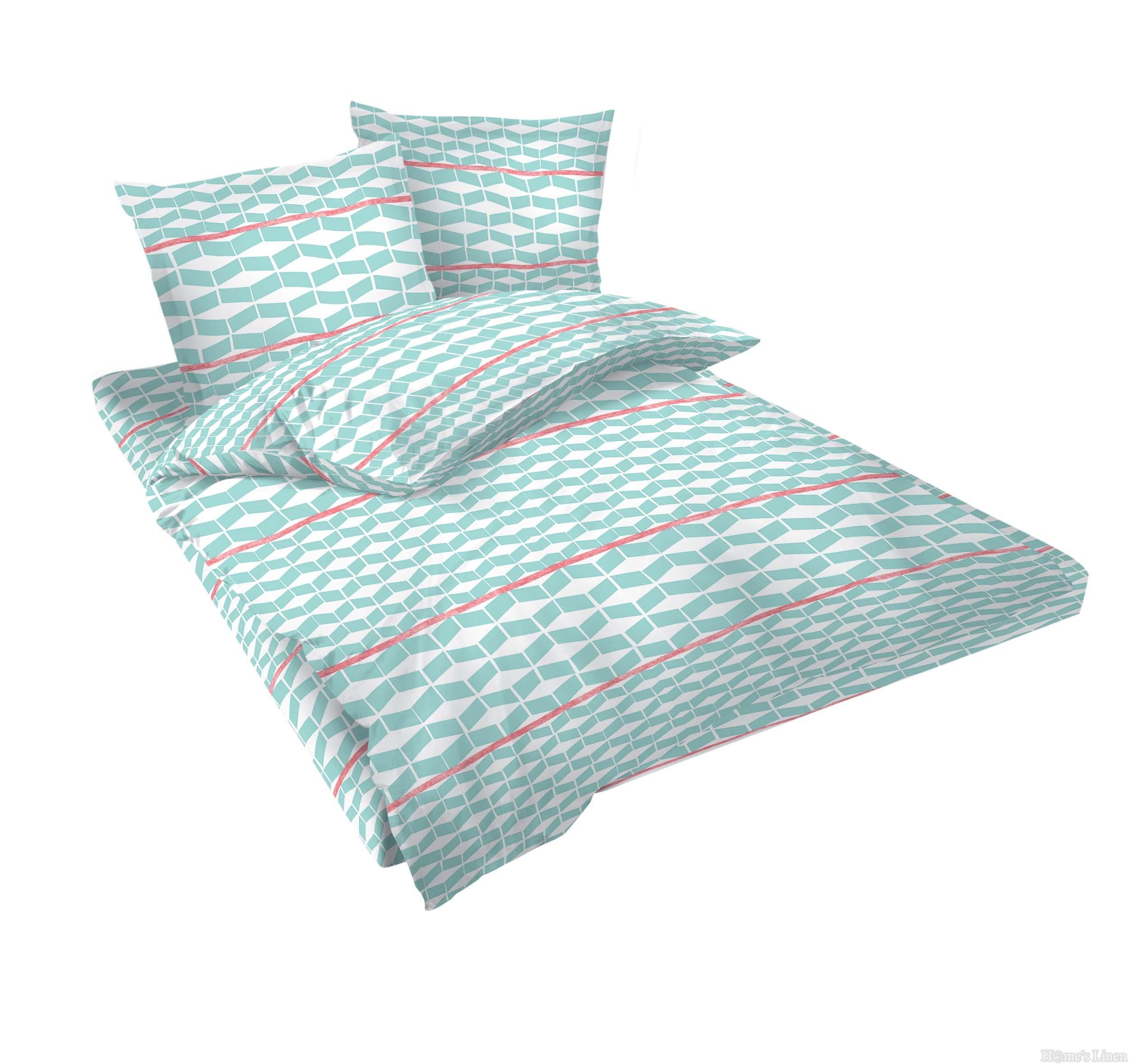 """Спално бельо 100% памук ранфорс """"Бисиклет 2"""""""