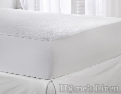 Непромокаем (водоустойчив) протектор за матрак за кръгла спалня