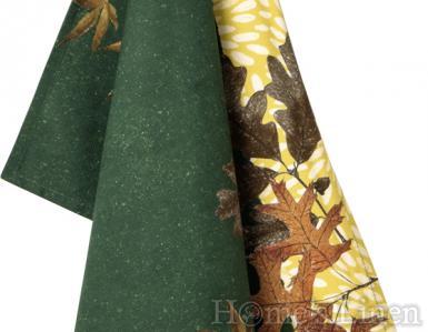"""Кухненска кърпа 100% памук """"Babette"""" dark green"""