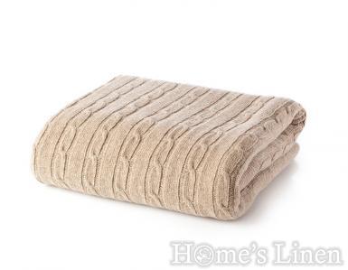 """Луксозно одеяло от вълна """"Tirol Wool"""" - в два цвята"""