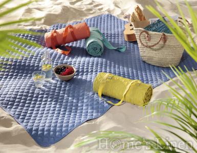 "Одеяло за пикник Biederlack ""Picnic Jeans"""