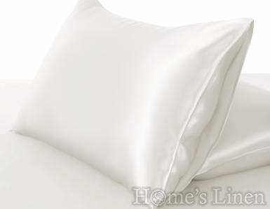 """Калъфка за възглавница от 100% естествена коприна """"Royal Silk"""" Double Silk Style двустранна коприна"""