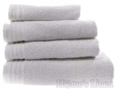 """Хавлиена кърпа 100% памук 540 гр. """"Бяло"""""""