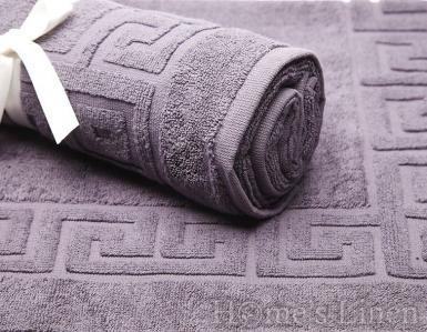 Килимче за баня 100% памук 600гр.