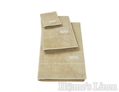 """Луксозна хавлиена кърпа 100% памук Hugo Boss """"Plain"""""""