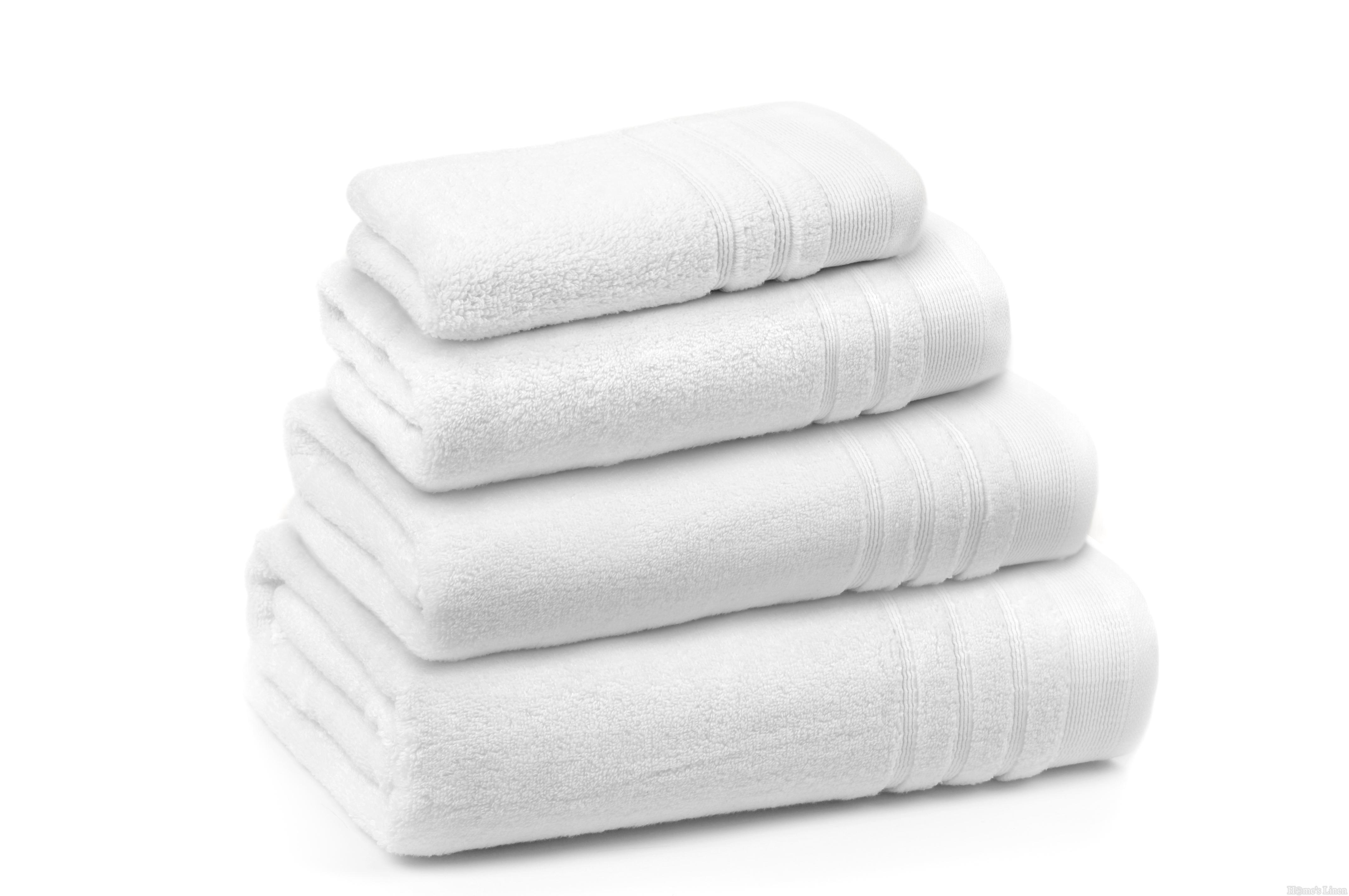 """Халиена кърпа """"Монте Карло"""" бяло"""