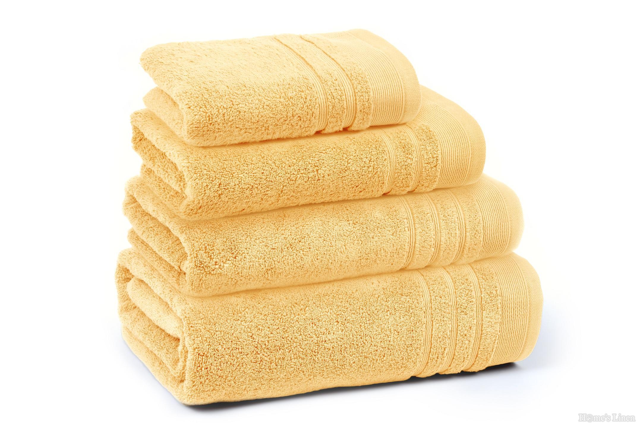 """Халиена кърпа """"Монте Карло"""" жълто"""